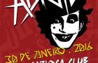 Show do The Adicts em São Paulo já está com o segundo lote de ingressos à venda